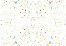 Koloru pluśnięcia akwarela Obraz Royalty Free