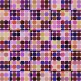 Koloru podłogowy bezszwowy wytwarzający wzór Zdjęcia Royalty Free