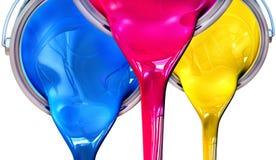 Koloru pojęcie Zdjęcia Royalty Free