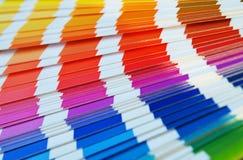 koloru przewdonik Fotografia Stock