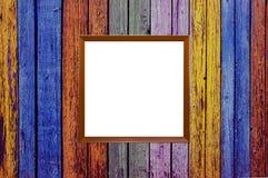 koloru różna stara deski tekstura drewniana Zdjęcia Royalty Free