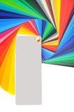 koloru sampler Zdjęcia Stock