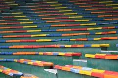 Koloru siedzenie obrazy royalty free