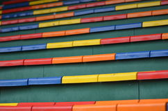 Koloru siedzenie Zdjęcie Royalty Free