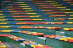 Koloru siedzenie Zdjęcia Stock
