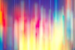 Koloru tło z plama ruchem Zdjęcie Royalty Free