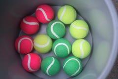 koloru tenis Zdjęcie Royalty Free