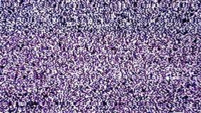 Koloru TV hałas zbiory wideo