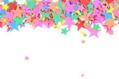 koloru udziału gwiazdy Fotografia Royalty Free