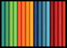 koloru vertical Zdjęcie Royalty Free