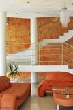 koloru wnętrza pomarańcze Zdjęcia Royalty Free
