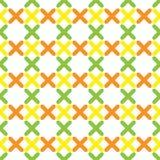 Koloru wzór 02 Zdjęcie Stock