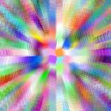 koloru zamazany wzór Obrazy Royalty Free