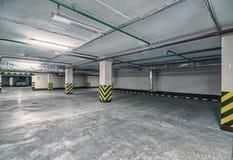 kolorów kontrasta skutka parking metro Obraz Stock