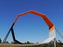 Kolory Australijski muzeum Zdjęcie Stock