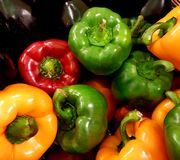 Kolory jeść Zdjęcie Stock