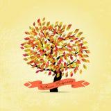 Kolory jesień ilustracja wektor