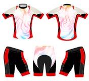 Kolory na sport koszulce Obraz Stock