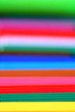 kolory poboru Obraz Stock
