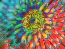 kolory tęczy Fotografia Royalty Free