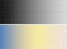 kolory w półtonach tła Zdjęcie Royalty Free