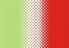 kolory w półtonach wzór kropki Fotografia Royalty Free