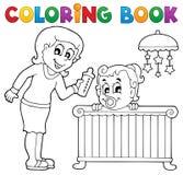 Kolorystyki książki dziecka tematu wizerunek (1) ilustracji