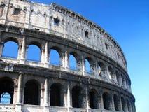 koloseum amfiteatrze sławny flavian ita Rzymu Zdjęcia Stock