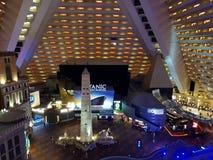 Kolossal utställning för Luxor kasino Royaltyfri Foto