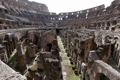 kolosseum Italy Rome Fotografia Stock