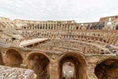 Kolosseum lub, Rzym Fotografia Royalty Free