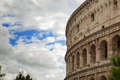Kolosseum in Rom Stockfotografie