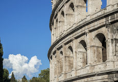 Kolosseum in Rom Stockfoto