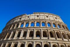 Kolosseum in Rom Italien Stockfotos