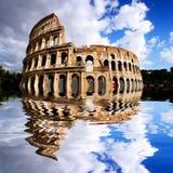 Kolosseum in Rom, Italien Stockfoto