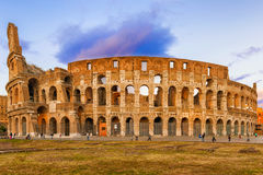 Kolosseum in Rom, Italien Lizenzfreie Stockfotos