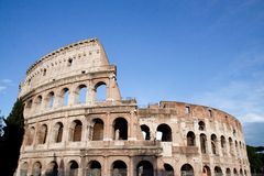 kolosseum Rome zdjęcie royalty free