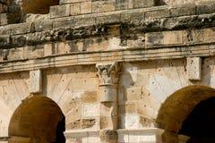 Kolosseum Tunezja fotografia stock