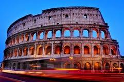 Kolosseum w Rzym, Włochy obraz royalty free
