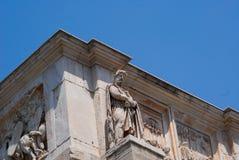 Kolosseumu amphitheatre w Rzym Włochy Obraz Royalty Free