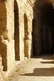 kolosseumu djem el rzymski Tunisia Fotografia Royalty Free