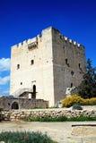 Kolossi城堡,利马索尔,塞浦路斯 免版税库存照片