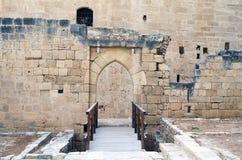 Kolossi城堡 库存图片