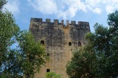 Kolossi城堡 免版税库存图片