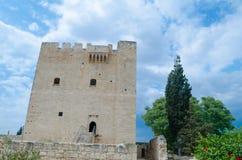 Kolossi城堡 免版税图库摄影