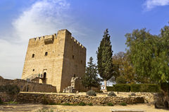 Kolossi castle in Cyprus. Stock Photo
