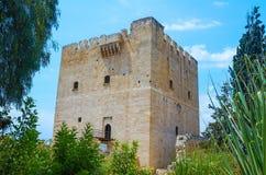 Kolossi Castle Royalty Free Stock Photography