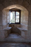 Kolossi kasztelu ruiny fotografia royalty free