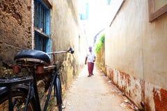 Kolum традиционная и интересная игра сыгранная в Керале, Индии Стоковые Изображения RF