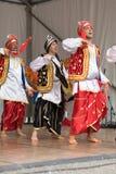 Kolumb azjata festiwal fotografia stock